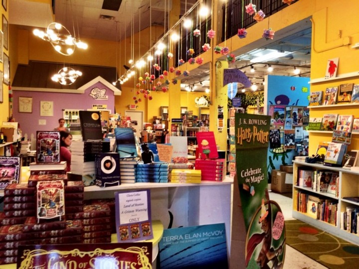 Little Shop of Stories - Decatur - ideas from 365 Atlanta Family