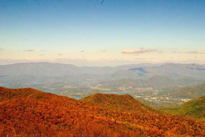 Brasstown Bald Summit