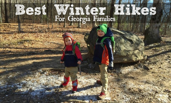 Winter Hikes Georgia