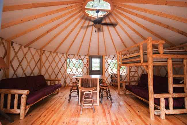 Sweetwater Creek State Park: Yurt Village Q&A and Hiking 411
