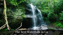 The Best Waterfalls in GA That You've Just Got To See