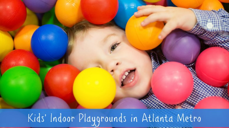 kinds indoor playgrounds