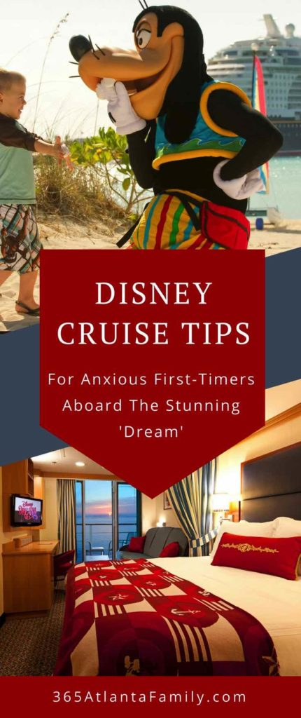 Planning a Disneycruise? Need some good Disney cruise tips to help that feeling of overwhelm? Don't fret! From the kid's club to pirate night, show tips to port excursions...here are the tips I wish someone had told me before we packed our bags. If you have any questions about a Disney cruise, let is know and we'll try to find the answers. Been on a Disney cruise? Drop YOUR best tips in the comments.