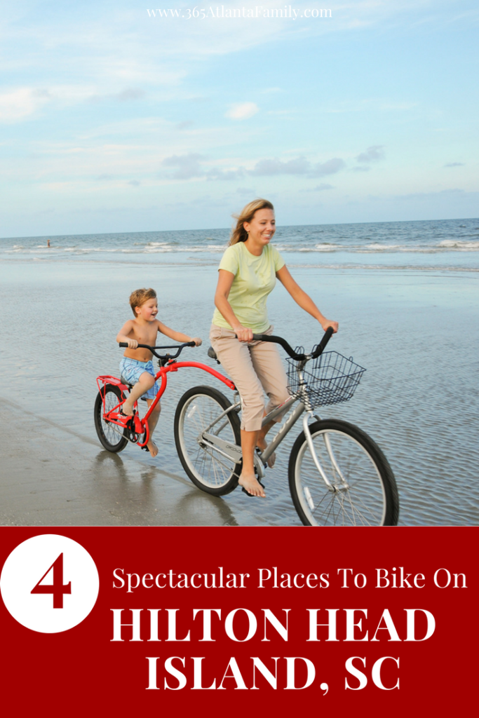 Did you know that Hilton Head Island offers more than 50 miles of paved biking trails? This Low-country island filled with live oak trees draped with hanging moss and plenty of palm trees as well makes a wonderful spot to while away an afternoon by bike -- and burn a few calories to boot. Here are 4 fun ways to pedal on Hilton Head Island, which has been designated a Gold Level Bicycle Friendly Community by the American League of Bicyclists.