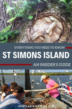 St Simons Island: An Insider's Guide to Stay, Eat and Play