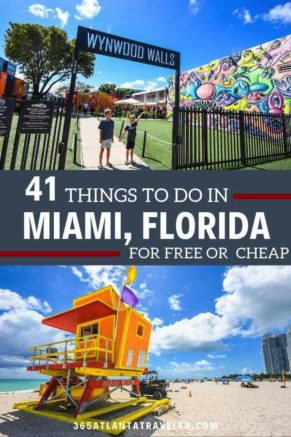41 Kick-Ass Cheap and Free Things to Do in Miami for Tourists and Locals