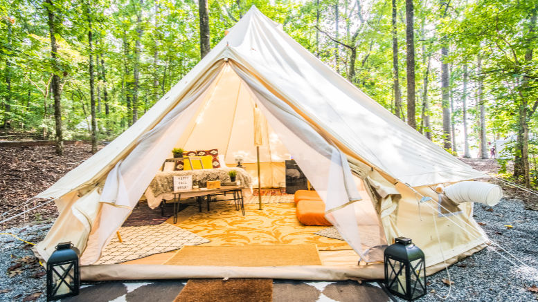 Glamping: Georgia's 21+ Most Unique Places to Escape
