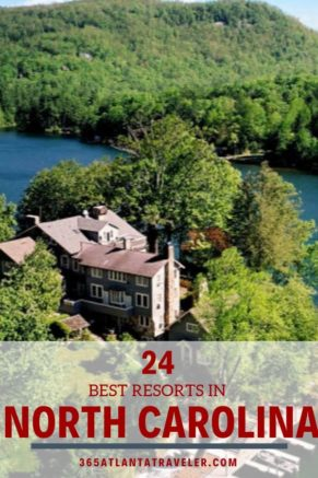24 Resorts In North Carolina That Will Have You Packing Your Bags Tonight