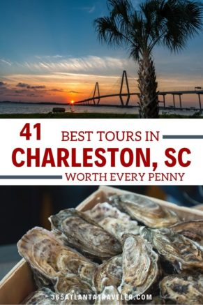 These 41 Charleston Tours Let You Make the Most of the Holy City