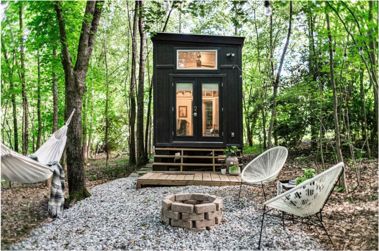 35 Tiny House Rentals in Georgia (Perfect For A Huge Adventure)