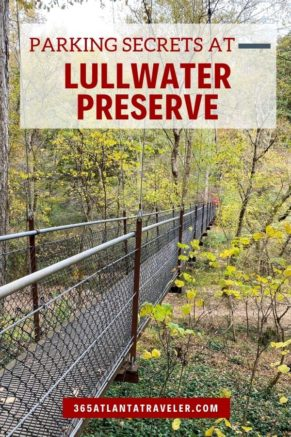Where to Park for Lullwater Park at Emory University (& Can You Really Visit?)