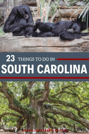 23+ BEST THINGS TO DO IN SOUTH CAROLINA